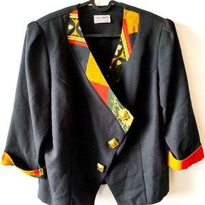 Vintage eighties blazer